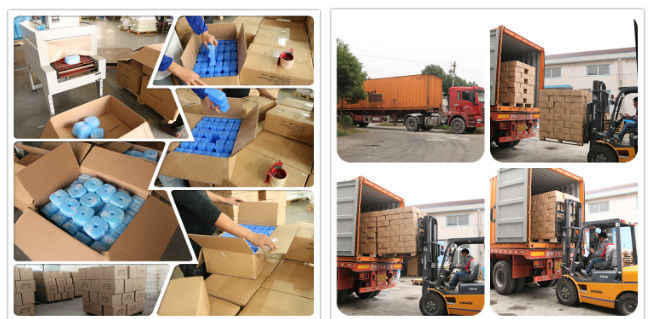 Gel Liquid Ice Pack PCM Phase Change Material For Drink Cooling